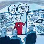 Cartoon your way into business